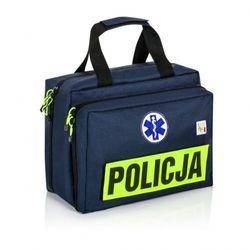 Torba medyczna R0 z napisem Policja