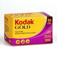 Klisze fotograficzne, KODAK GOLD 200/36
