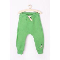 Spodnie niemowlęce dresowe 5M3607