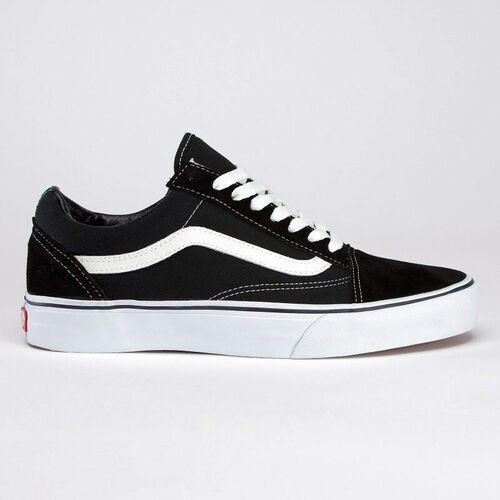 Obuwie sportowe dla mężczyzn, buty VANS - Old Skool Black/White (Y28) rozmiar: 43