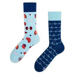 Skarpety Many Mornings Dr Sock Medyczne S