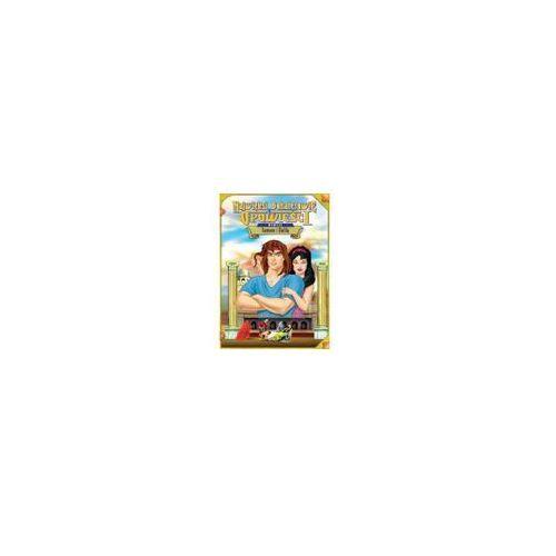 Filmy animowane, Samson i Dalila - film DVD wyprzedaż 02/19 (-19%)