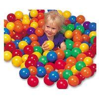Pozostałe zabawki, Piłeczki do basenu 8 cm 100 sztuk