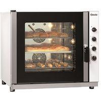 Piece i płyty grzejne gastronomiczne, Piec konwekcyjny C6640 z nawilżaniem - 6 blach 60x40 cm