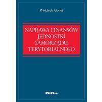 E-booki, EBOOK Naprawa finansów jednostki samorządu terytorialnego