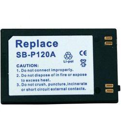 BATERIA DO Samsung SB-P120ABK SB-P240ABK VP-X210L