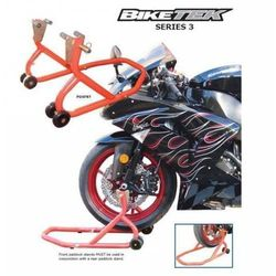 Bike It podstawka pod przód motocykla z łapami pod wahacz