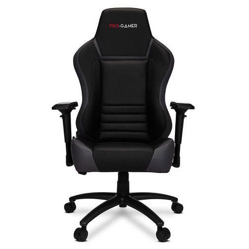 Fotele dla graczy, Fotel gamingowy GORGON nowoczesny PRO-GAMER dla graczy PODKŁADKA PRO-GAMER 80x45cm GRATIS
