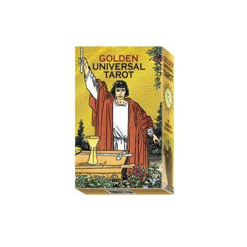 Senniki, wróżby, numerologia i horoskopy, Pozłacany Tarot Uniwersalny - Golden Universal Tarot