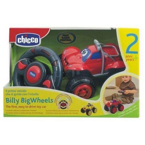 Osobowe dla dzieci, Zabawka CHICCO Samochód Billy Czerwony + Wygraj nagrodę główną 30 tyś zł od producenta!