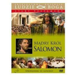MĄDRY KRÓL - SALOMON + film DVD - SALOMON - MĄDRY KRÓL + film DVD wyprzedaż 01/19 (-20%)