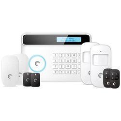 eTIGER S4 Combo Secual - Bezprzewodowy system bezpieczeństwa z nadajnikiem GSM/PSTN (iOS/Android)