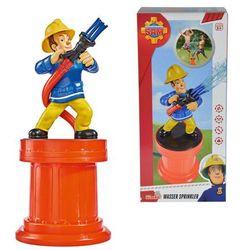 Simba 925 2006 Strażak Sam spryskiwacz ogrodowy Hydrant z figurką Promocja (-9%)