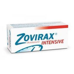 Zovirax Intensive krem 0,05 g/g 2 g (dyspenser)