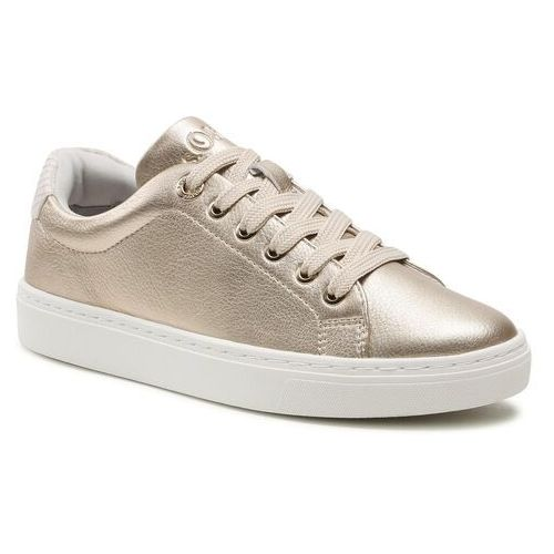 Damskie obuwie sportowe, Sneakersy S.OLIVER - 5-23625-26 Light Gold 949