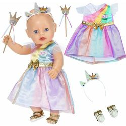 Baby born - Ubranko Zestaw księżniczka 43cm