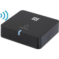 Adapter, odbiornik Bluetooth audio Renkforce, Bluetooth 3.0 +EDR, A2DP, SBC, technologia AptX, wspiera transmisję NFC, 10 m
