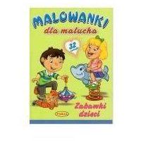 Literatura młodzieżowa, Malowanki dla malucha zabawki dzieci - ernest błędowski