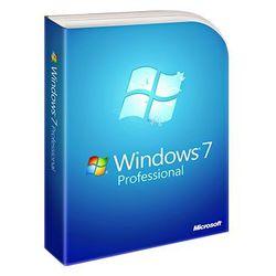Windows 7 Professional, licencja fizyczna z DVD 32-bit