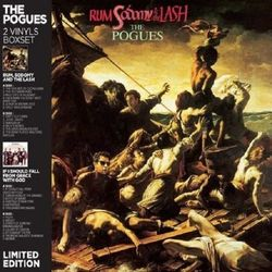 Rum Sodomy & The Lash / If I Should Fall From Grace With God - The Pogues (Płyta winylowa)