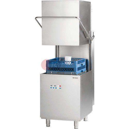 Zmywarki gastronomiczne, Zmywarka kapturowa z dozownikiem płynu myjącego i pompą wspomagającą płukanie 500x500 Stalgast 803026