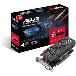 Asus Radeon RX560-4G, 4GB GDDR5