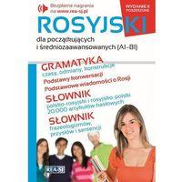 Książki do nauki języka, Rosyjski dla początkujących i średniozaawansowanych (A1-B1) - Praca zbiorowa (opr. miękka)