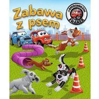 Literatura młodzieżowa, Zabawa z psem. samochodzik franek - karolina górska (opr. broszurowa)