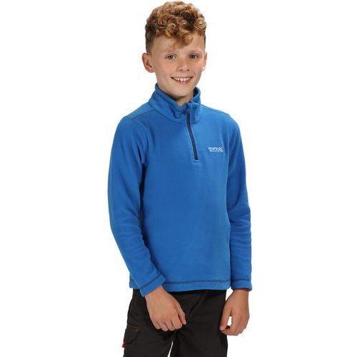 Bluzy dla dzieci, Regatta Hot Shot II Bluza Dzieci, oxford blue/navy 5-6Y | 116 2020 Bluzy polarowe