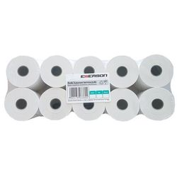 Rolki papierowe do kas termiczne Emerson, 110 mm x 20 m, zgrzewka 10 rolek - Super Ceny - Rabaty - Autoryzowana dystrybucja - Szybka dostawa - Hurt