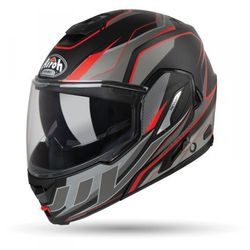 AIROH KASK SYSTEMOWY REV 19 REVOLUTION BLACK MATT