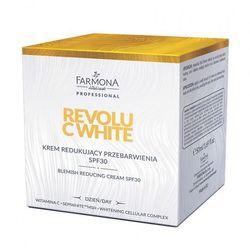 REVOLU C WHITE Krem redukujacy przebarwienia SPF30 50ml (dzień)