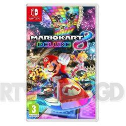 Mario Kart 8 Deluxe - produkt w magazynie - szybka wysyłka!