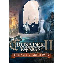 Crusader Kings II: Dynasty Starter Pack - Mac - Strategia
