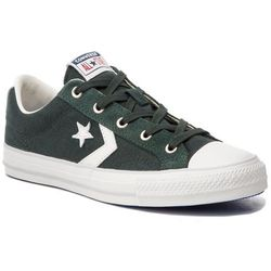 Trampki CONVERSE - Star Player Ox 163961C Outdoor Green/Whit