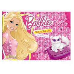Blok rysunkowy A4/20 kartek Barbie [20 szt.]