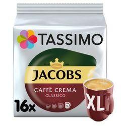 Kapsuły TASSIMO Jacobs Caffe Crema XL