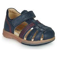 Sandały dziecięce, Sandały Kickers PLATIBACK 5% zniżki z kodem PL5SO21. Nie dotyczy produktów partnerskich.