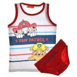 Komplet bielizny Psi Patrol dla chłopca Red - Szary ||Niebieski Jasny