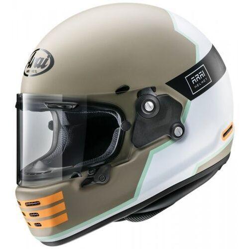 Kaski motocyklowe, Arai kask integralny concept-x overland beige khak
