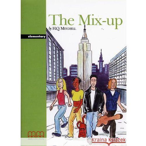 Książki do nauki języka, The Mix-Up elementary (opr. miękka)