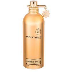 Montale Paris Amber&Spices 100ml U Woda perfumowana