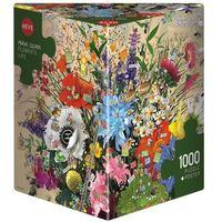 Puzzle, 1000 ELEMENTÓW Kwiatowe życie