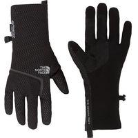 Odzież do sportów zimowych, The North Face sportowe rękawiczki damskie Women'S Gore Closefit Tricot Glove TNF Black S - BEZPŁATNY ODBIÓR: WROCŁAW!