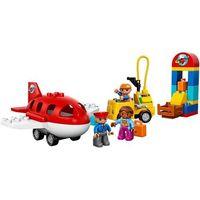 Klocki dla dzieci, Lego DUPLO Lotnisko 10590