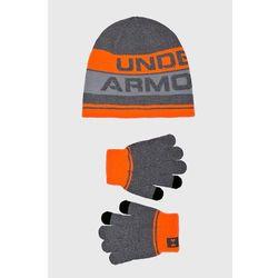 Under Armour - Czapka +rękawiczki dziecięce