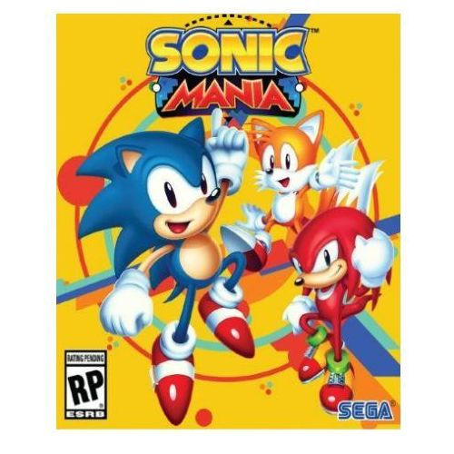 Gry PC, Sonic Mania (PC)
