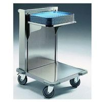 Wózki widłowe i paletowe, Wózek z ruchomą platformą do tac CNB