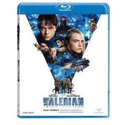 Valerian i miasto tysiąca planet Blu Ray/ Kino Świat. Darmowy odbiór w niemal 100 księgarniach!