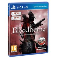 Gry na PS4, Bloodborne (PS4)